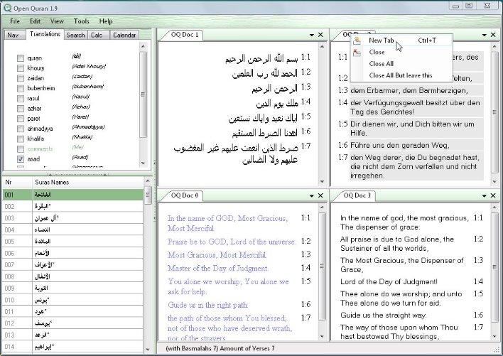 OpenQuran - CodePlex Archive
